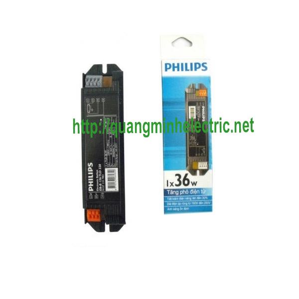 Chấn Lưu Điện Tử Philips T8