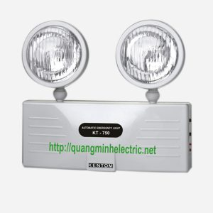 đèn báo khẩn cấp phantom kt750
