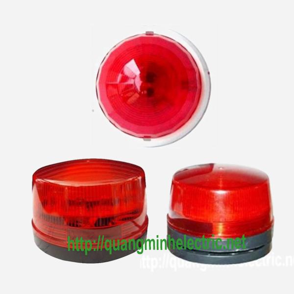Đèn Chống Cháy Nổ Màu Đỏ