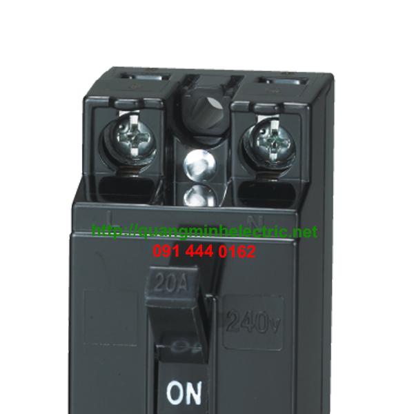 CB Cóc Panasonic 240V 20A