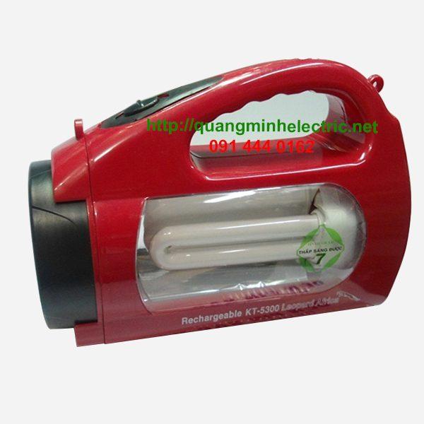 Đèn Pin sạc xách tay Kentom KT-5300