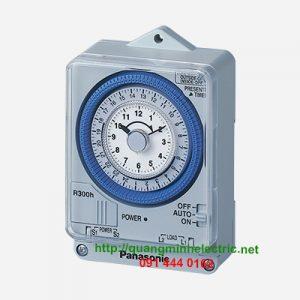Công tắc đồng hồ Panasonic với 96 chế độ cài giờ