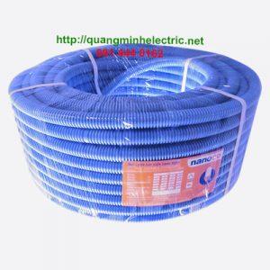 ống ruột gà xanh nanoco giá rẻ