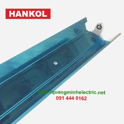 Máng cháo inox đơn Hankol