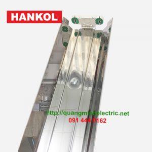 Máng Inox đôi Hankol T8